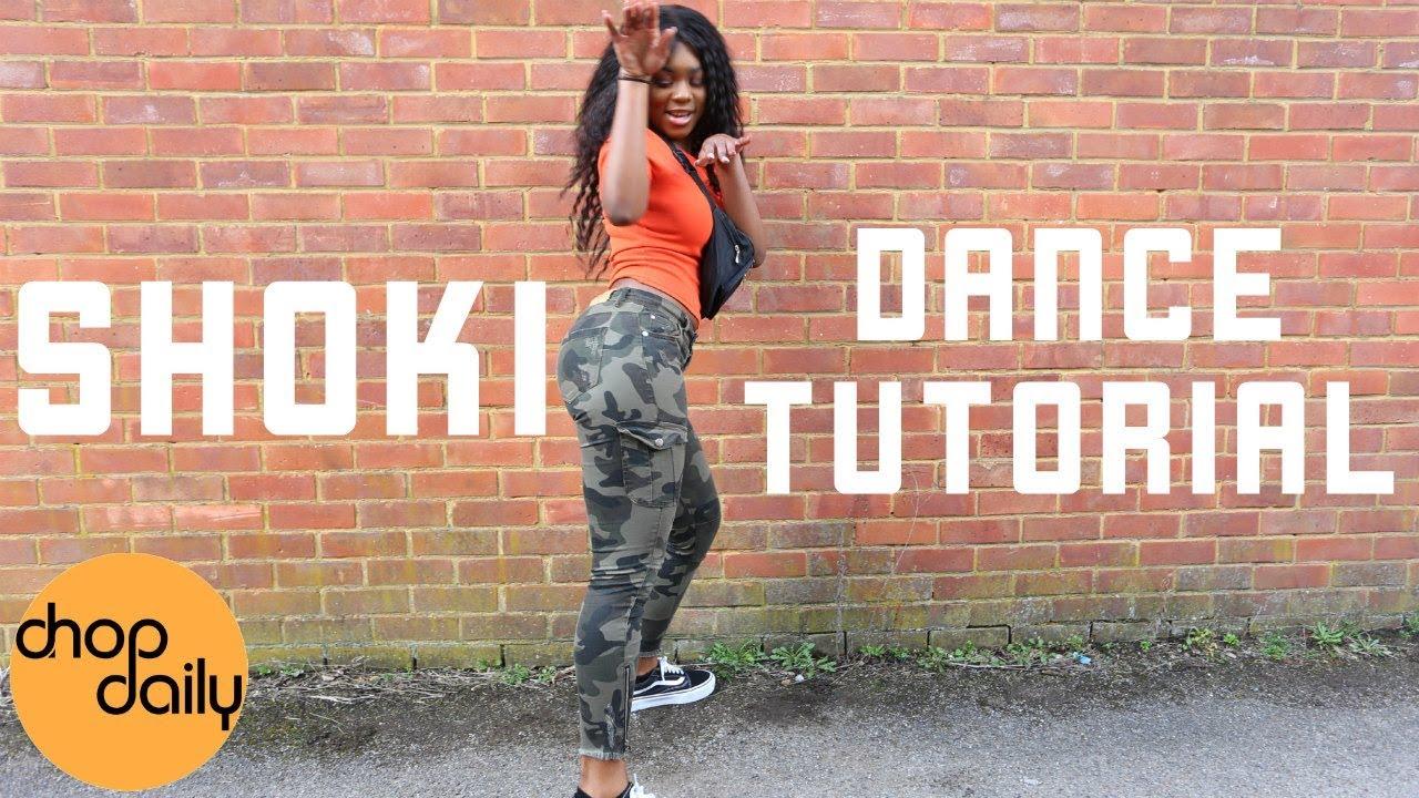 How To Shoki (Dance Tutorial)