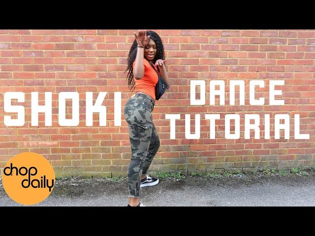 How To Shoki (Dance Tutorial)