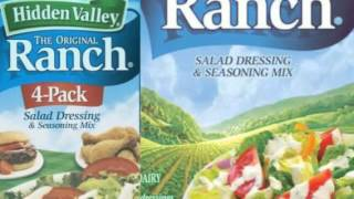 Hidden Valley Ranch ~ America's Favorite Dressing Thumbnail