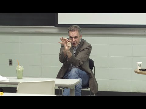 Jordan Peterson - The Tragic Story of the Man-Child