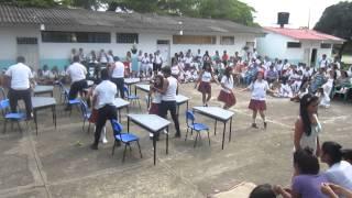 coreografia El Mar de sus ojos- Carlos Vives ft Chocquibtown... Prom 2014 ALP