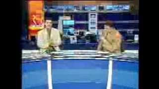 فضيحة مذيع قناة العراقية الفضائية مع كل الاسف