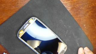 Samsung Galaxy S3 LOCA GLASS / LCD REPAIR