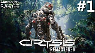 Zagrajmy w Crysis Remastered PL odc. 1 - Misja ratunkowa na Wyspach Lingshan