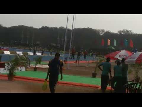 800m men's final 78th all India inter University Athletics meet, Guntur 2017 NEW MEET RECORD 1.49sec