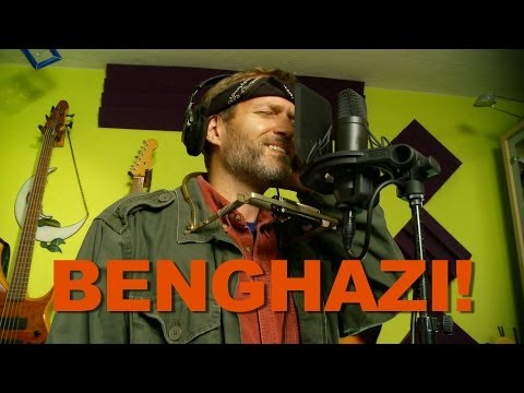 Benghazi (Bagger's Lament) - Ohio Parody - Crazy Andy and the Johnson Bros.