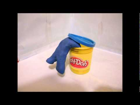 Stop Motion Play Doh - YouTube