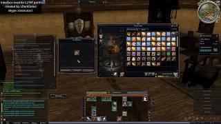 xDarkDelux interface mod v 2 0
