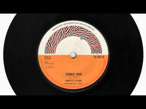 (1973) Annette Clarke: Sinner Man / Dub (Custom Disco)