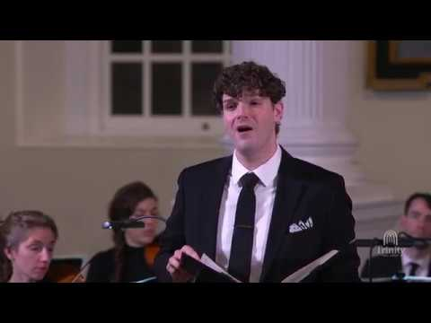 If God Be For Us - Handel's Messiah (Tenor Version)