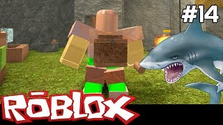 Roblox in Polish [#14] SHARK Riders that is BUILDING a HOUSE