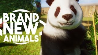 EVERY New Planet Zoo Animal - REVEALED! Never Seen Video Footage!