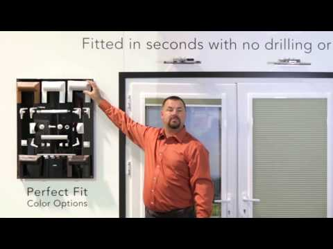 Louvolite Perfect Fit Window Systems Explained - Blinds and Shades