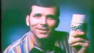 1971 Rise Shaving Cream and Manpower Deodorant Commercials