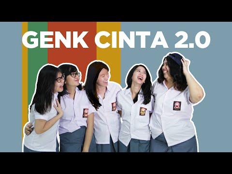 GENK CINTA 2.0 - PARODI AADC Ep. 1