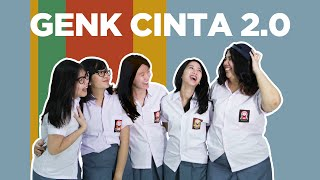 Video GENK CINTA 2.0 - PARODI AADC Ep. 1 download MP3, 3GP, MP4, WEBM, AVI, FLV Januari 2018