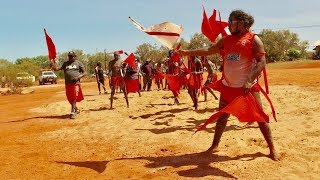 Download Video Numbulwar Health Centre Opening  Pt 3 - Jagala Jagala - Red Flag Dancers MP3 3GP MP4