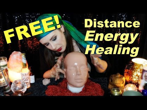 🔮FREE Distant Energy Healing🔮| ASMR Reiki Role Play (Madame Meridian 2)