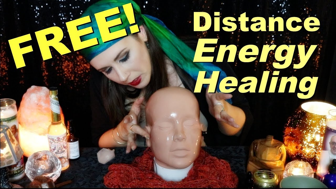 ????FREE Distant Energy Healing????| ASMR Reiki Role Play (Madame Meridian 2)