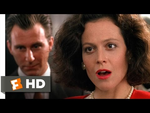 Working Girl (4/5) Movie CLIP - Katharine Gets...
