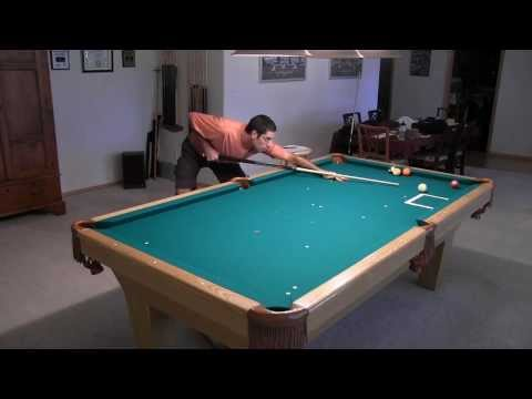 Billiard University (BU) Exam I - Fundamentals - 88 - by Dr. Dave