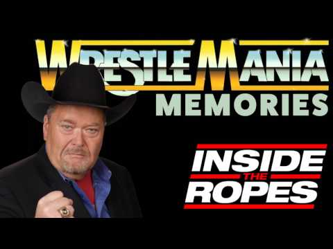 Jim Ross on working with Donald Trump at WrestleMania 23