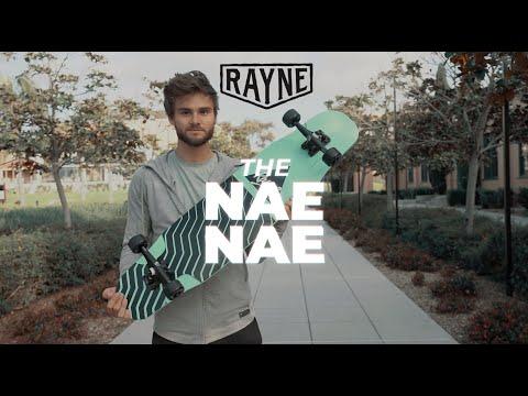 Rayne Nae Nae 40'' - Dancing & Freestyle Longboard