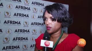 AFRIMA Award Press Conference - አፍሪማ የሙዚቃ ሽልማት ዝግጅት