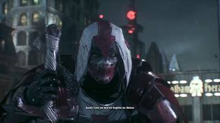 Batman Arkham Knight Walkthrough Gameplay Part 7 - Azrael