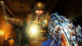 MOB OF THE DEAD REMASTERED!! - Black Ops 4 Zombies Preparation