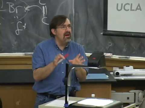 Organic Reactions and Pharmaceuticals, Lec 13, Chemistry 14D, UCLA