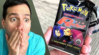 *I PULLED IT!* 1st Edition Pokémon Cards Opening!