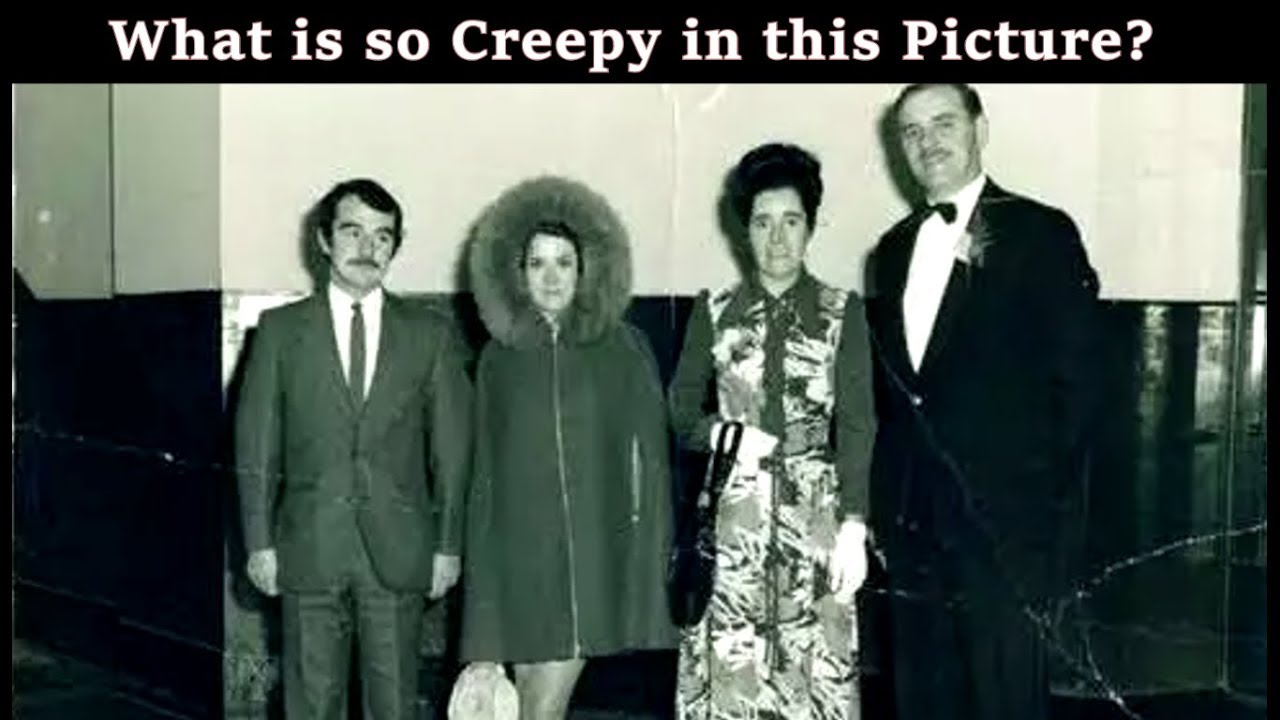 Can You Spot The Ghost In These Famous Haunted Photos