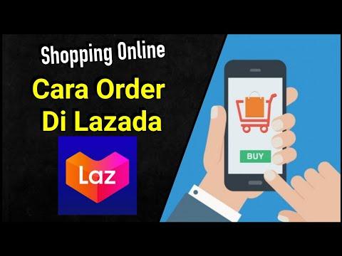 Cara Beli Barang Online Di Lazada Malaysia Youtube