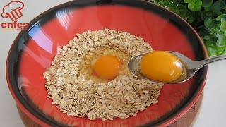 If you have 2 EGGS and 1 cup of Oats, make this recipe in 5 minutes! Eat plenty and stay lean.