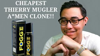 Cheapest Amen clone Fogg fresh aromatic review