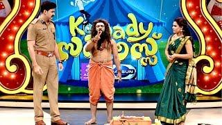 Komady Circus I Vishnu Priya & Binu with Raijan - Skit I Mazhavil Manorama