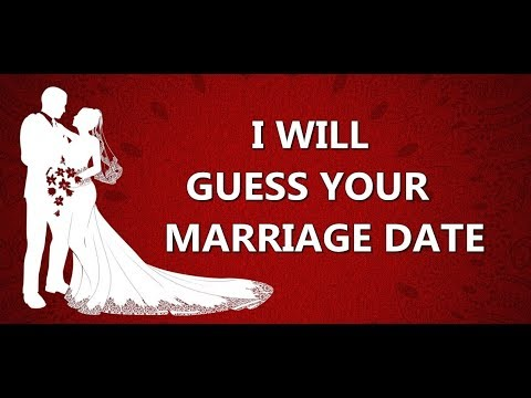 How to find out a marriage date for free