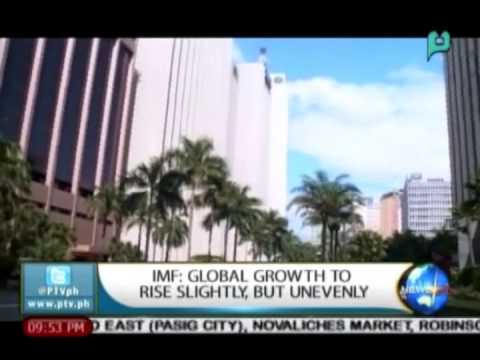 NewsLife: IMF: Domestic consumption strong in the Philippines || Apr. 16, 2015