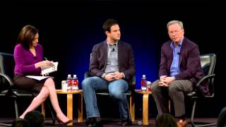 CHM Revolutionaries: The New Digital Age- Authors Eric Schmidt & Jared Cohen