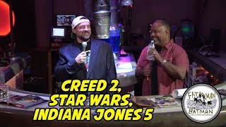 Creed 2, Star Wars, Indiana Jones 5
