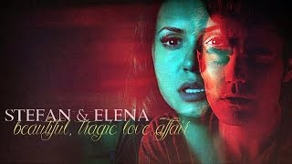 STEFAN & ELENA - beautiful, tragic love affair