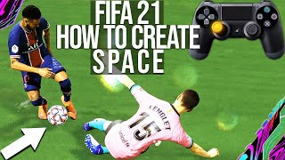 FIFA 21 - How To CREATE SPACE When Attacking & STOP Losing The Ball So Easily (TUTORIAL)