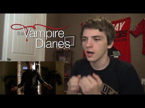 The Vampire Diaries - Season 2 Episode 10 (REACTION) 2x10
