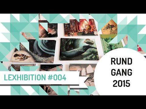 """Jahresausstellung """"Rundgang"""" 2015 - HAW Hamburg Design Department"""