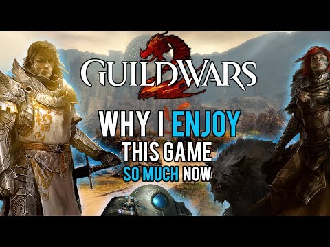For the first time I'm actually enjoying Guild Wars 2