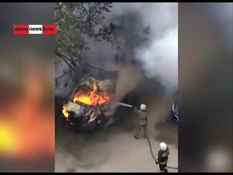 Уралмашевский автоподжигатель оказался дошкольником