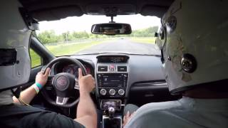 2016 Subaru WRX Track day