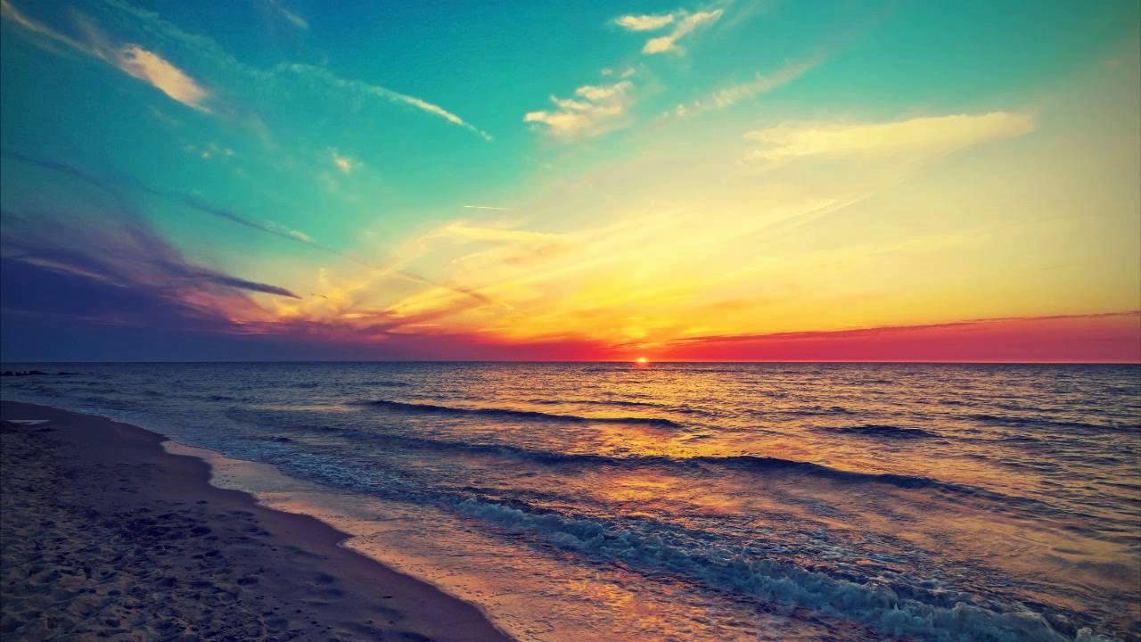 "3 HOURS Romantic Relaxing Music "" Beautiful Piano & Ocean"