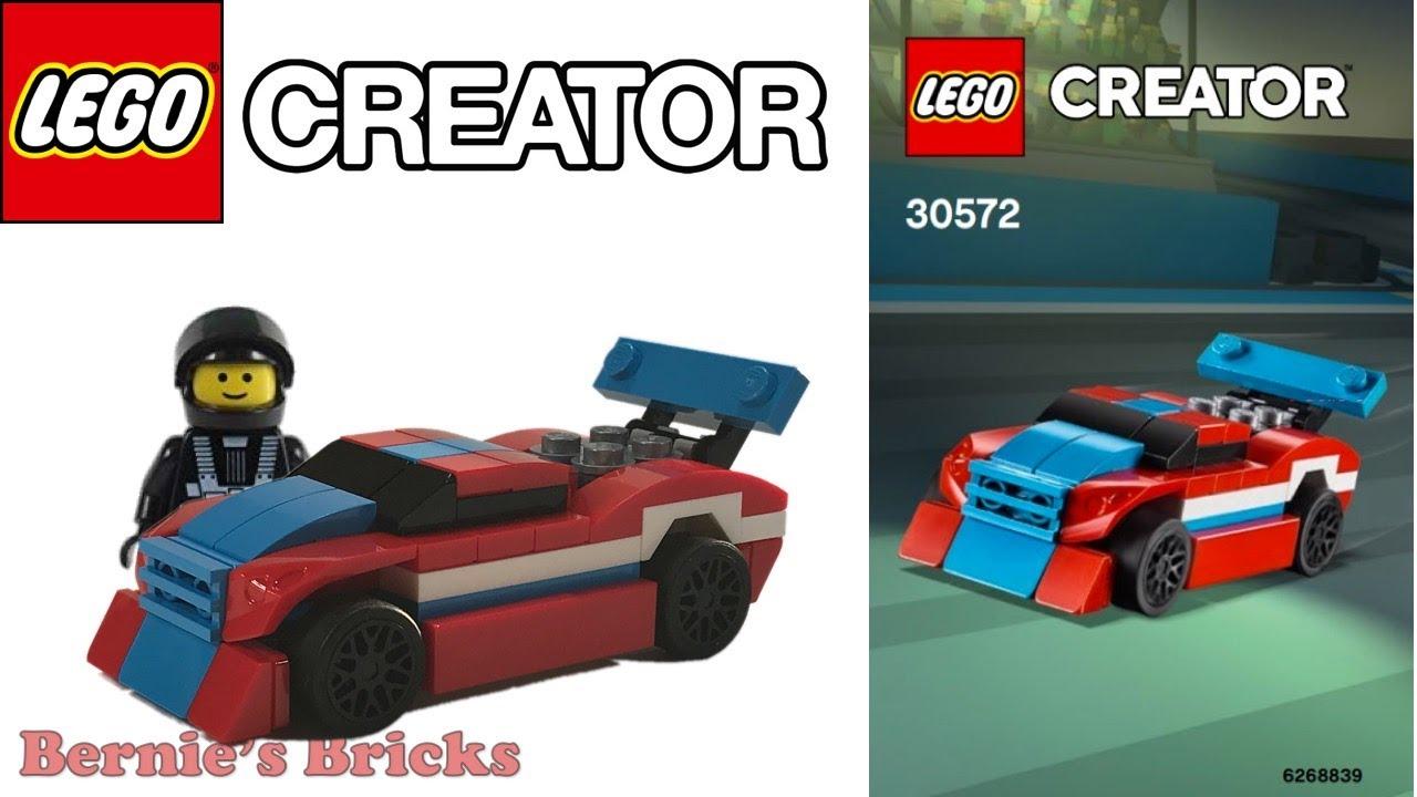 Lego Creator Racing Car 30572 Polybag BNIP
